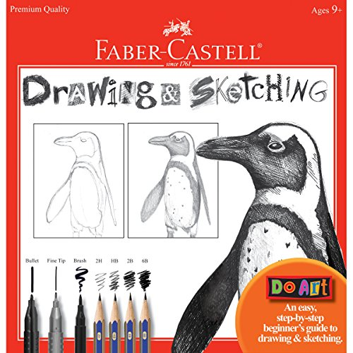 Faber-Castell – Do Art Drawing and Sketching Art Kit – Premium Kids Crafts