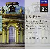 Bach: The Art of the Fugue, Musical Offering