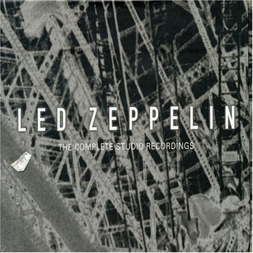 Led Zeppelin - Complete Studio Sessions - Zortam Music