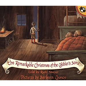 The Remarkable Christmas of the Cobbler's Sons (Picture Puffins)