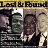 Chris Barber Presents The Blues Legacy: Lost & Found Series Volume 3