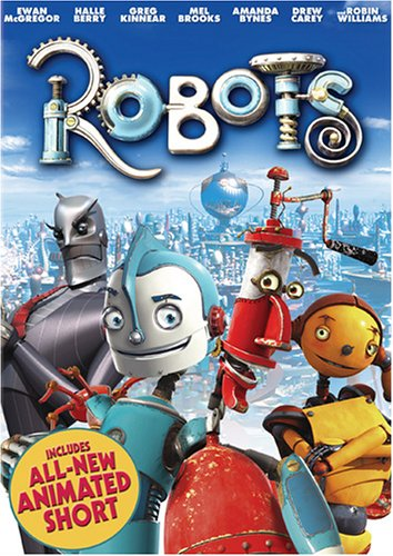 Cover art for  Robots (Widescreen Edition)