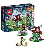 Lego Elf Melphalan And Secret Of The Tree 41076