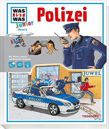Was ist was junior, Band 09: Polizei thumbnail