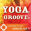 Sounds True Selects: Yoga Groove, Volume I Performance by Glen Velez, Jai Uttal, Ben Leinbach, Layne Redmond Narrated by Glen Velez, Jai Uttal, Ben Leinbach, Layne Redmond