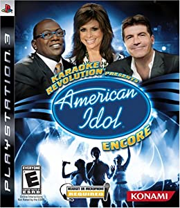 Buy Amazon.com: Karaoke Revolution Presents: American Idol Encore BUNDLE