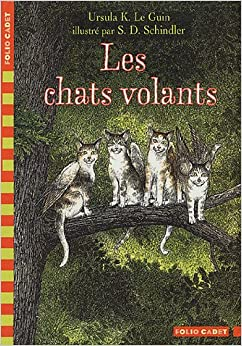 Cycle des chats volants d'Ursula Le Guin
