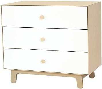 Oeuf Merlin Sparrow Dresser - Birch/White