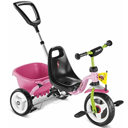 Puky CAT 1 S - Tricycle - vert/rouge 2018 tricycle bebe