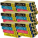 24 CiberDirect Compatible Ink Cartridges for use with Epson Stylus BX600FW Printers.