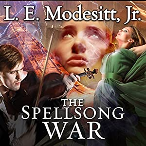 The Spellsong War Audiobook
