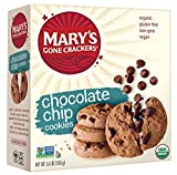 Mary's Gone Crackers love Cookies, Chocolate Chip, 5.5-Ounce Boxes (Pack of 6)