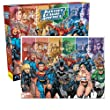 Justice League of America Jigsaw Puzzle, 1000-Piece