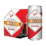 Stoli Ginger Beer Moscow Mule Non-Alcoholic Beverage 4pack 12oz (355ml) (Tamaño: 12  Ounces)