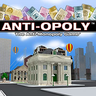 Anti-Opoly: The Property-Trading Board Game, With A TWIST! (Steam Key) [Download]