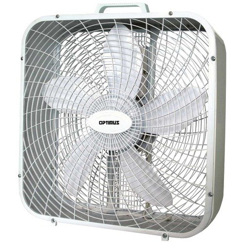 OPTIMUS F-2002 BOX FAN (20