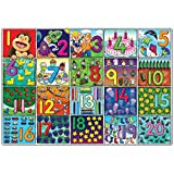 Orchard Toys Big Numbers Puzzle, Multi Color