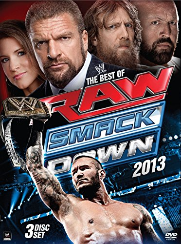 WWE: The Best of Raw and SmackDown 2013 (Wwe Raw Full Show compare prices)