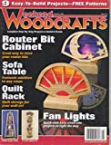 Weekend Woodcrafters - Lot of 6