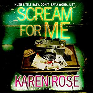 Scream for Me Audiobook