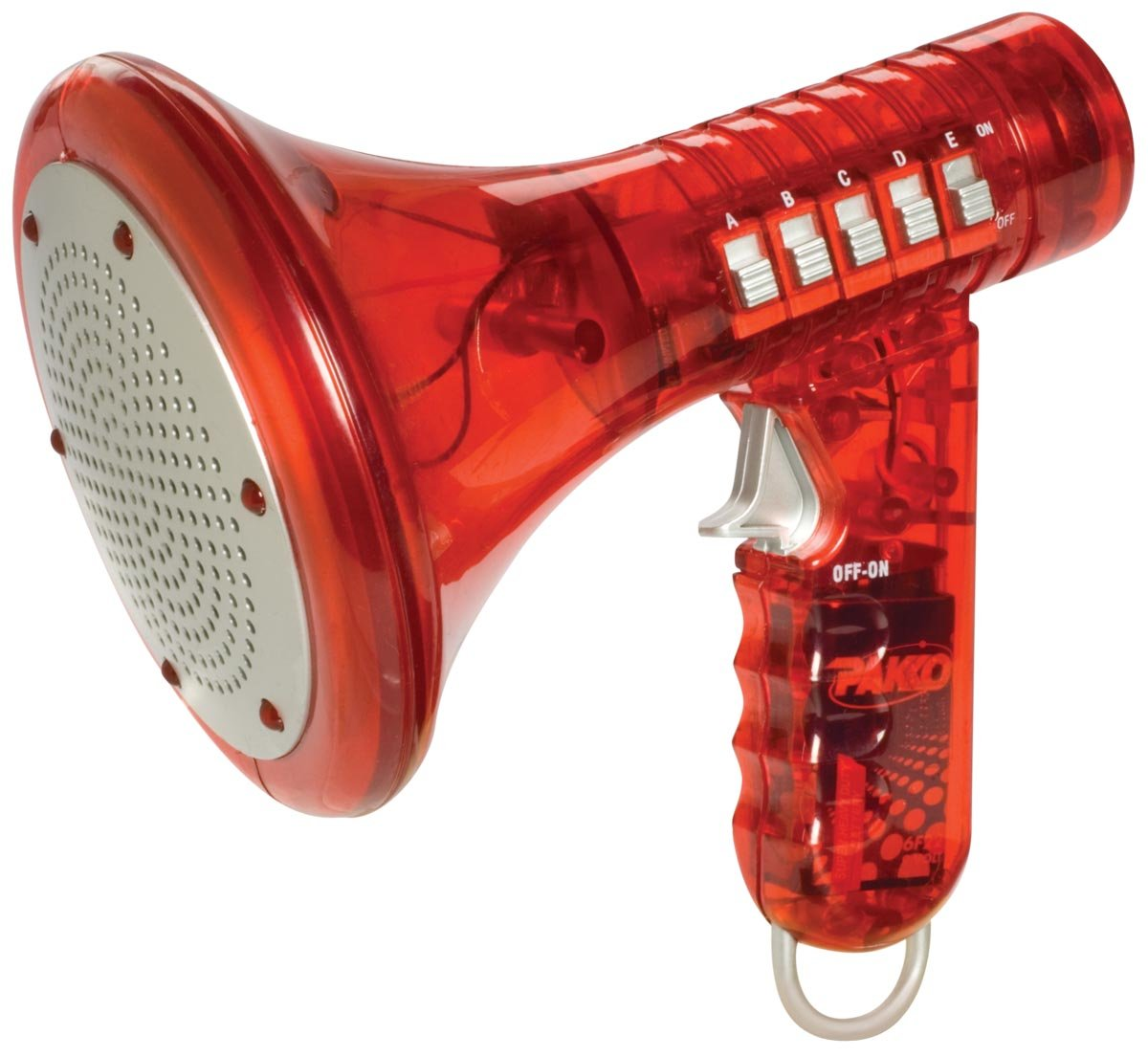 Multi Voice Changer by Toysmith: Change your voice with 8 different voice modifiers - Kids Toy