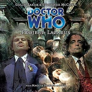 Doctor Who - Project: Lazarus Radio/TV Program