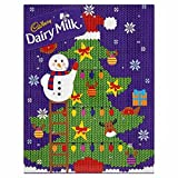 Cadbury Dairy Milk Christmas Chocolate Advent Calendar 90g