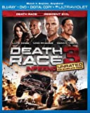 Death Race 3: Inferno (Blu-ray + DVD + Digital Copy + UltraViolet)