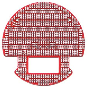 3pi Exapnsion Kit Red With Cutouts by Pololu Robotics & Electronics