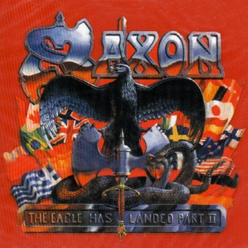 The Eagle Has Landed Part 2 by Saxon (2010) Audio CD