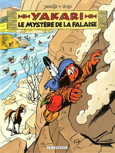 Yakari T25 le Mystere de la Falaise