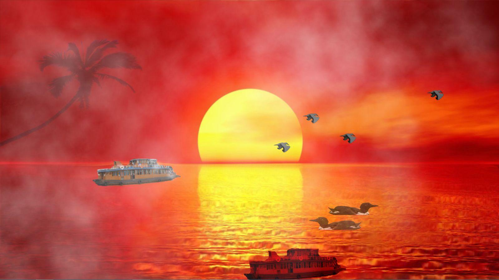 sunset-beach-telechargement