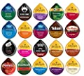 20 TASSIMO T-Disc COFFEE & Expresso ONLY Sampler! 20 unique coffee and Expresso varieties! Tim Horton's, kenco, Jacobs, Gevalia ++