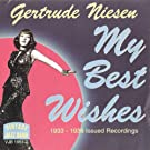 My Best Wishes, 1933 - 1938 Issued Recordings