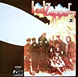 Led Zeppelin II in color vinyl (import)