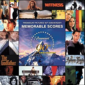 Paramount 90th Anniversary Collection: Scores