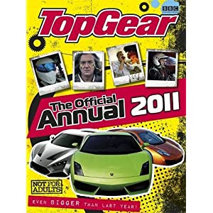top gear the official annual 2011 leanne gi ladybird. Black Bedroom Furniture Sets. Home Design Ideas