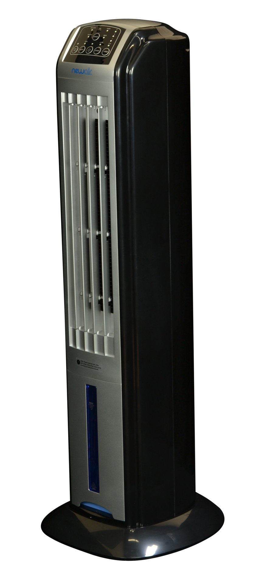 Cooling Tower Fan : Newair af electric tower fan with evaporative cooling