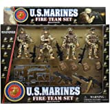 U.S.M.C. Fire Team Set - Styles May Vary
