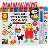 ALEX Toys Little Hands Ready, Set, Write & Wipe!