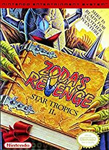 Star Tropics II: Zoda's Revenge