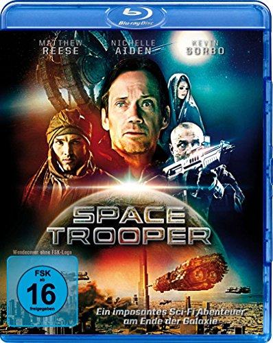 Space Trooper [Blu-ray]