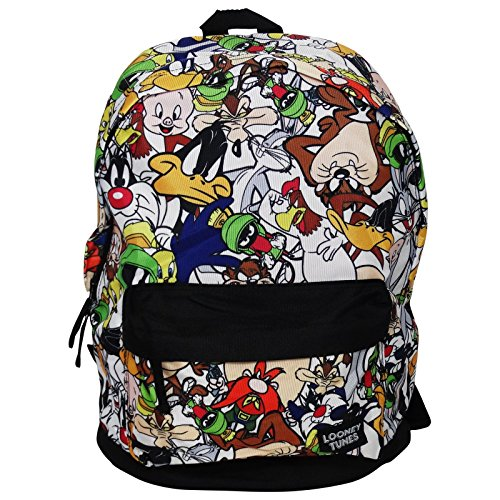 warner-bros-looney-tunes-backpack-with-handle-school-freetime