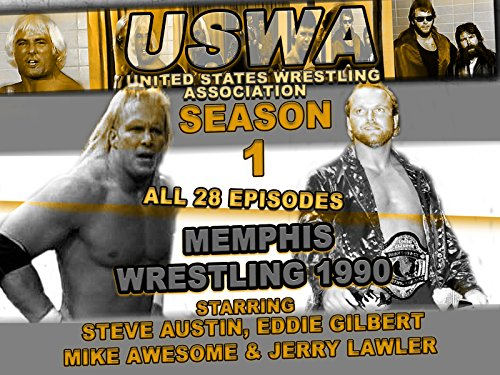 USWA Memphis Wrestling - Season 1