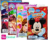 DISNEY GRAB-N-GO Playpacks Box Pack 24