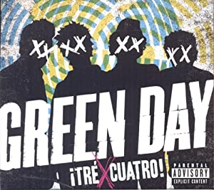 Tre/Cuatro: Green Day: Amazon.fr: Musique