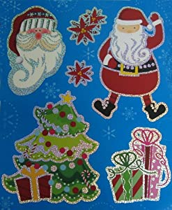 Christmas Window Clings - 03 by Regent