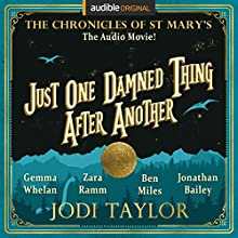 Just One Damned Thing After Another: An Audible Original Drama Performance Auteur(s) : Marty Ross Narrateur(s) : Gemma Whelan, Ben Miles, Jonathan Bailey, Zara Ramm