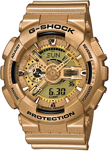 Casio Men'S Ga-110Gd-9Ajf G-Shock Crazy Gold Series Wrist Watch [Japan Import]