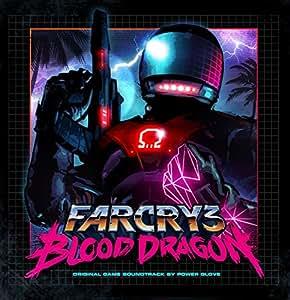Far Cry 3: Blood Dragon Soundtrack Original Music [VINYL]